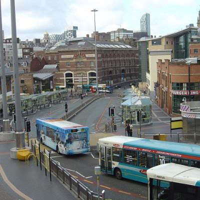 Liverpool – public transport: MERSEYTRAVEL