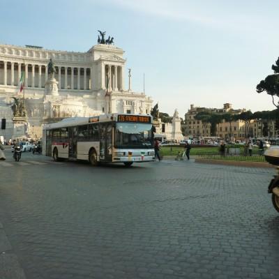 Rome – public transport: ROMA TPL